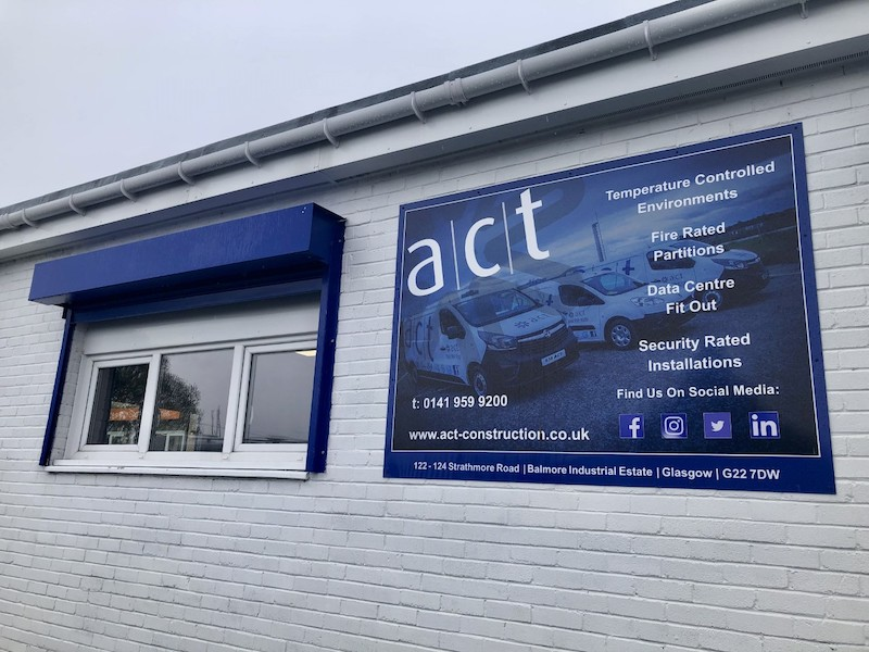 ACT expands and grows into new larger offices