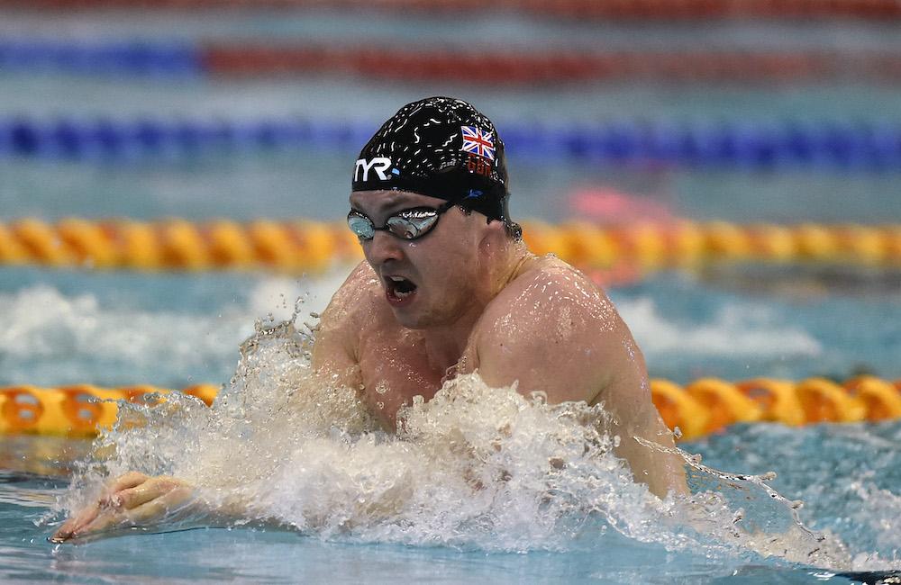 ACT backs top swimmer Ross Murdoch for Olympics finals